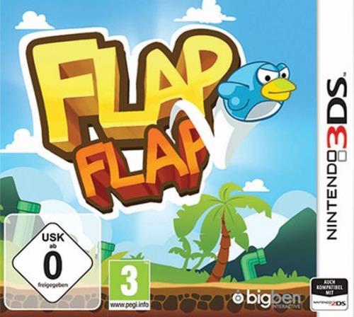 Flap Flap 3DS - Nintendo 3DS