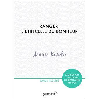 Ranger l 39 tincelle du bonheur broch marie kondo - Methode de rangement konmari ...