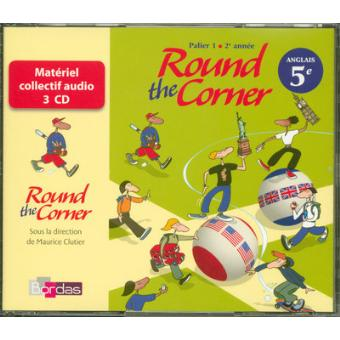 Round the corner 5e -cd classe