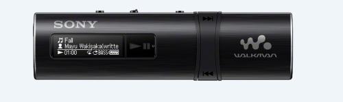 Lecteur MP3 Sony NWZB183FB Noir 4 GO FM