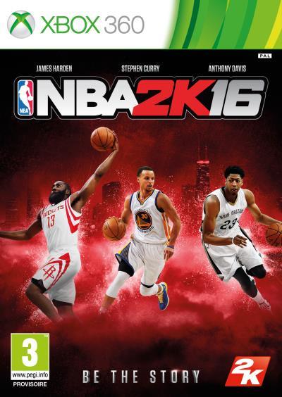 NBA 2K16 Xbox 360 - Xbox 360