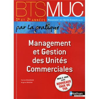 management et gestion des unit s commerciales bts muc 1 re. Black Bedroom Furniture Sets. Home Design Ideas