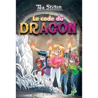 t a stilton tome 1 le code du dragon t a stilton. Black Bedroom Furniture Sets. Home Design Ideas