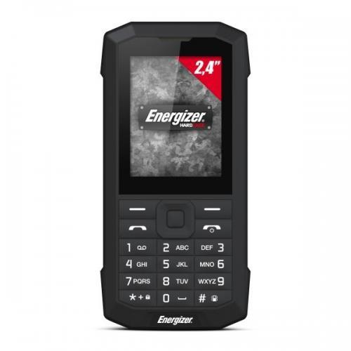 Téléphone mobile Energizer Energy 100 Double SIM Noir