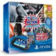 Console PS Vita Slim WiFi 2000 Sony Voucher Action Mega Pack + Carte 8 Go