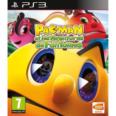 Pac-Man et les aventures de fantômes PS3 - PlayStation 3