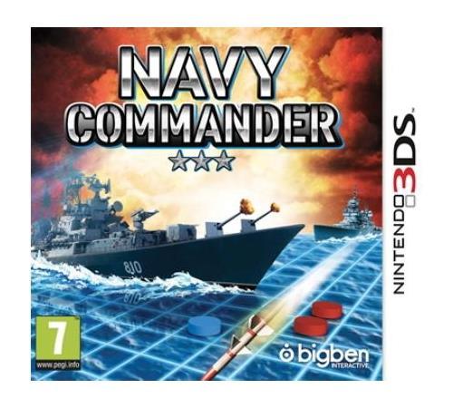 Navy Commander 3DS - Nintendo 3DS