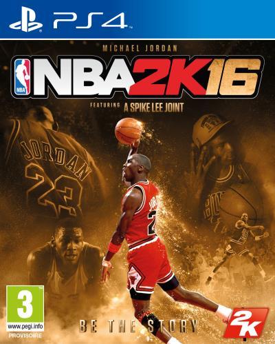 NBA 2K16 Edition Spéciale Michael Jordan PS4 - PlayStation 4