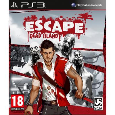 Escape Dead Island PS3 - PlayStation 3