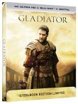 Gladiator - 4K Ultra HD + Blu-ray + Blu-ray bonus - Édition boîtier SteelBook