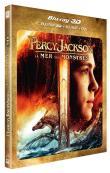 Percy Jackson 2 : La mer des monstres Combo Blu-Ray 3D + DVD (Blu-Ray)