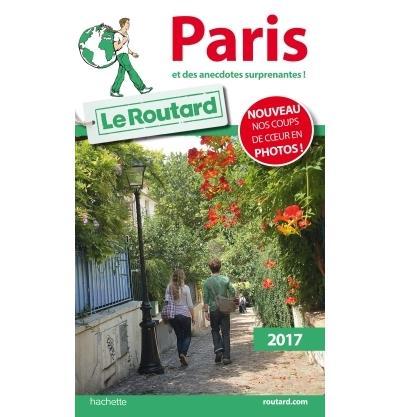 Image accompagnant le produit Guide du Routard Paris