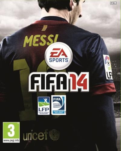 FIFA 14  Wii - Nintendo Wii