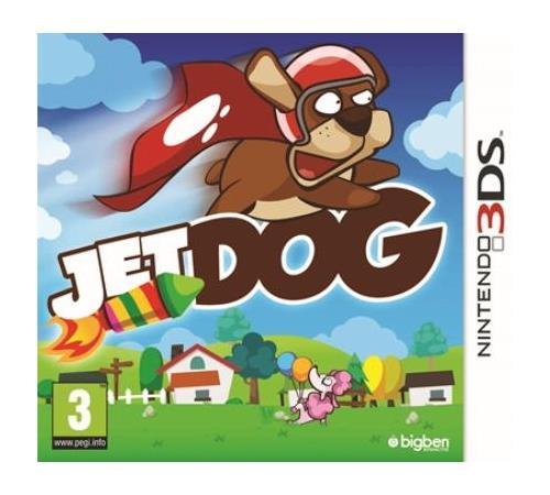 Jet Dog 3DS - Nintendo 3DS