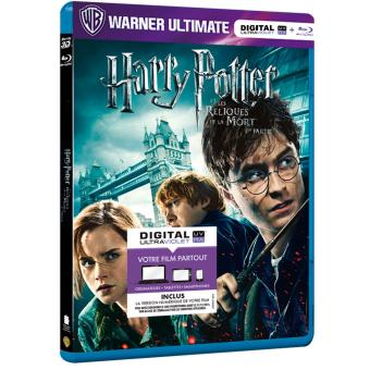 harry potter harry potter et les reliques de la mort partie 1 blu ray coffret dvd blu ray. Black Bedroom Furniture Sets. Home Design Ideas