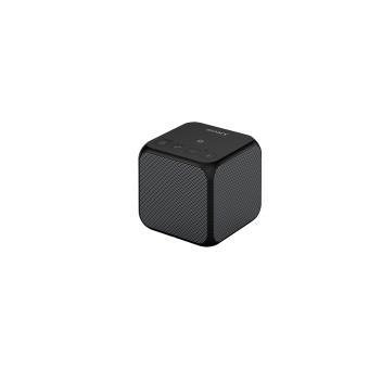enceinte portable sans fil sony srsx11 noir mini enceintes top prix sur. Black Bedroom Furniture Sets. Home Design Ideas