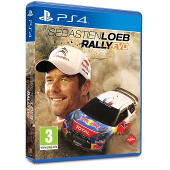 sebastien loeb rally evo ps4 sur playstation 4 jeux vid o achat prix fnac. Black Bedroom Furniture Sets. Home Design Ideas