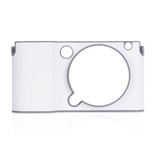 Coque blanche pour caméra Leica T