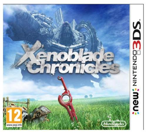 Xenoblade Chronicles New 3DS - Nintendo 3DS