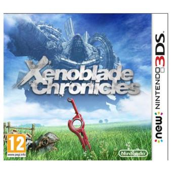 xenoblade chronicles new 3ds sur new nintendo 3ds jeux vid o achat prix fnac. Black Bedroom Furniture Sets. Home Design Ideas