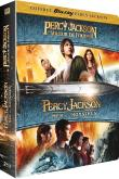 Coffret Percy Jackson 2 films Blu-ray (Blu-Ray)