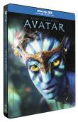 Avatar (Blu-ray 3D) - Combo Blu-ray 3D + Blu-ray + DVD - Édition boîtier SteelBook