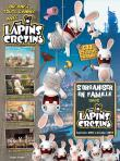 Calendrier s'organiser en famille 2016-2017 Les Lapins Crétins