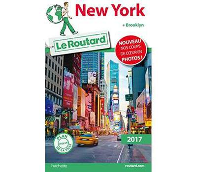 Image accompagnant le produit Guide du Routard New York