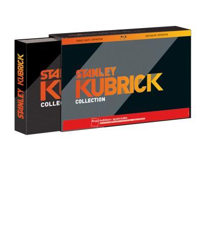 Coffret Stanley Kubrick La Collection 9 films Edition spéciale Fnac Blu-ray
