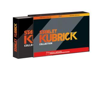Coffret Stanley Kubrick - La Collection - Blu-Ray - Edition Spéciale Fnac