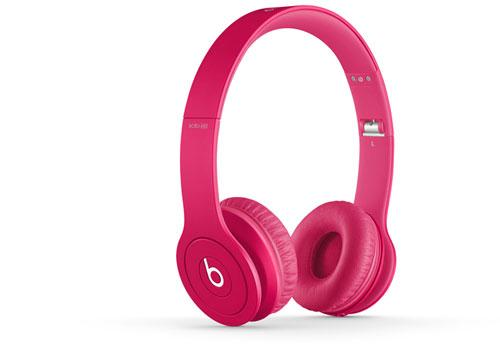 casque beats solo hd by dr dre monochromatic magenta casque audio achat prix fnac. Black Bedroom Furniture Sets. Home Design Ideas