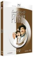 Agatha Christie : Poirot - Saisons 7 & 8 (Blu-Ray)