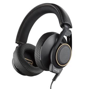 casque de jeu plantronics rig 600 ps4 noir accessoire console de jeux achat prix fnac. Black Bedroom Furniture Sets. Home Design Ideas