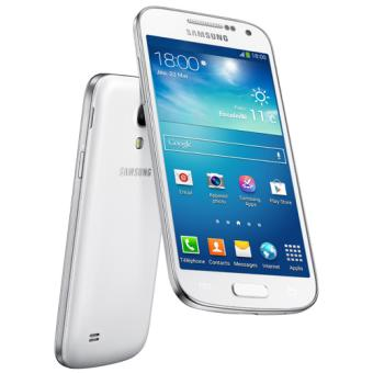 samsung galaxy s4 mini i9195 blanc smartphone sous. Black Bedroom Furniture Sets. Home Design Ideas