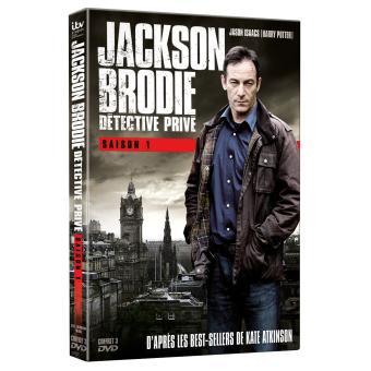 jackson brodie d tective priv coffret int gral de la saison 1 dvd coffret dvd dvd zone 2. Black Bedroom Furniture Sets. Home Design Ideas