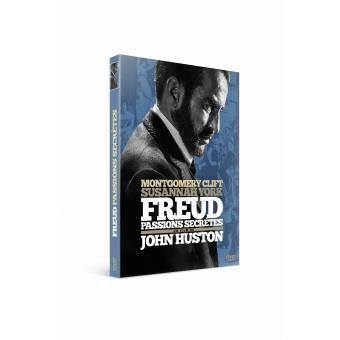 Freud, passions secrètes DVD