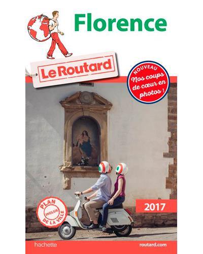 Image accompagnant le produit Guide du Routard Florence