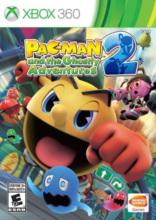 Pac-Man et les Aventures de Fantômes 2 Xbox 360 - Xbox 360