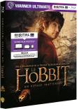 Le Hobbit : Un voyage inattendu - Warner Ultimate (Blu-ray + Copie digitale UltraViolet) (Blu-Ray)