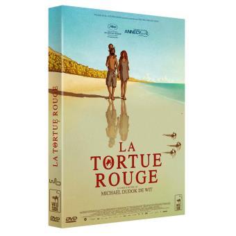 La Tortue rouge DVD