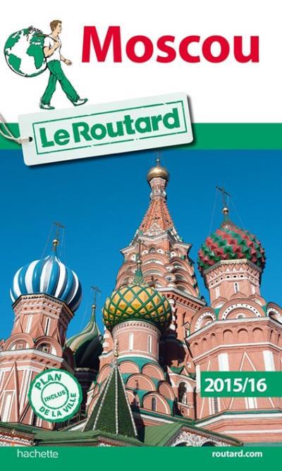 Image accompagnant le produit  Guide du Routard Moscou