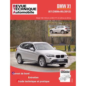 revue technique automobile bmw 11 diesel 18d 143ch et. Black Bedroom Furniture Sets. Home Design Ideas
