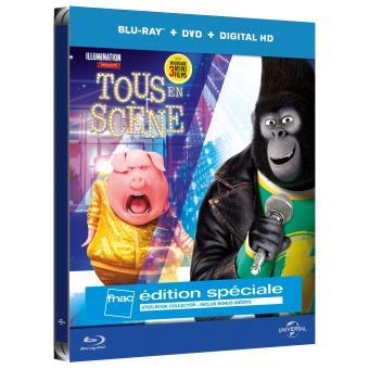 """Résultat de recherche d'images pour """"tous en scène dvd"""""""