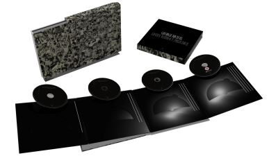 Listen Without Prejudice 25th Anniversary Edition Deluxe Coffret Inclus 3 CD, un DVD et un livret de 36 pages