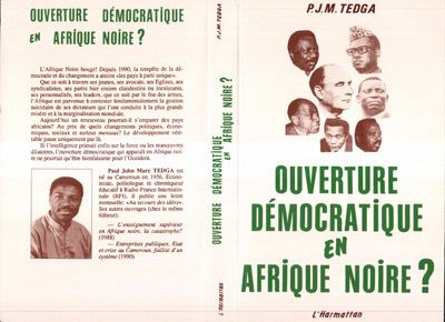Ouverture democr.en afrique noire?