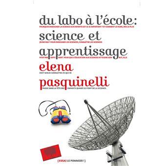 Du labo à l'école : science et apprentissage