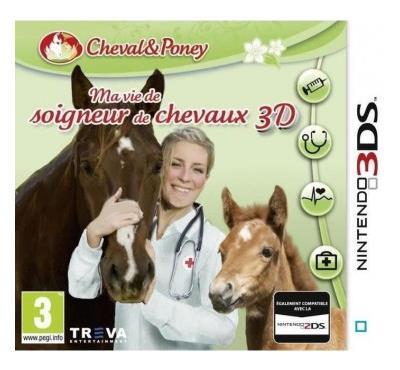 Ma Vie de Soigneur de Chevaux 3DS - Nintendo 3DS