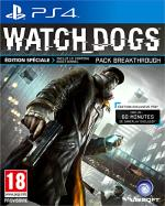 Watch Dogs Edition Sp�ciale Fnac PS4 - PlayStation 4