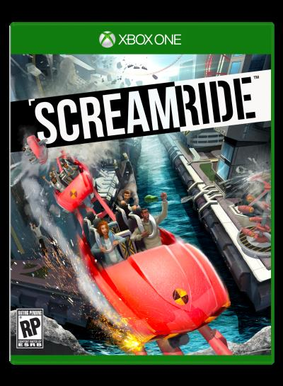 Scream Ride Xbox One - Xbox One