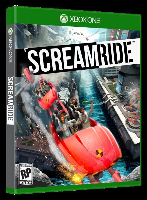 Images Scream Ride Xbox One